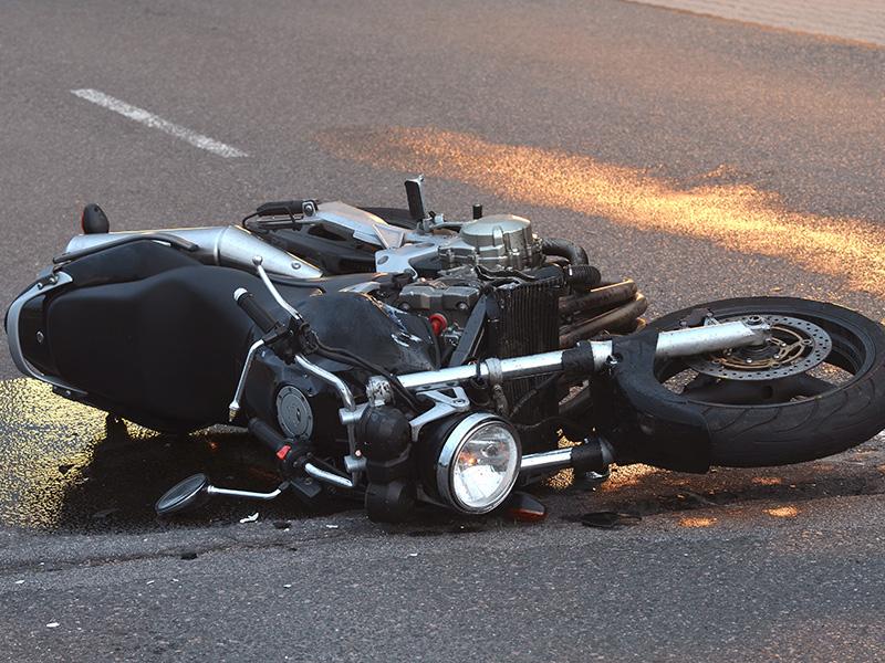Marche à suivre pour déclarer les dégradations de ma moto